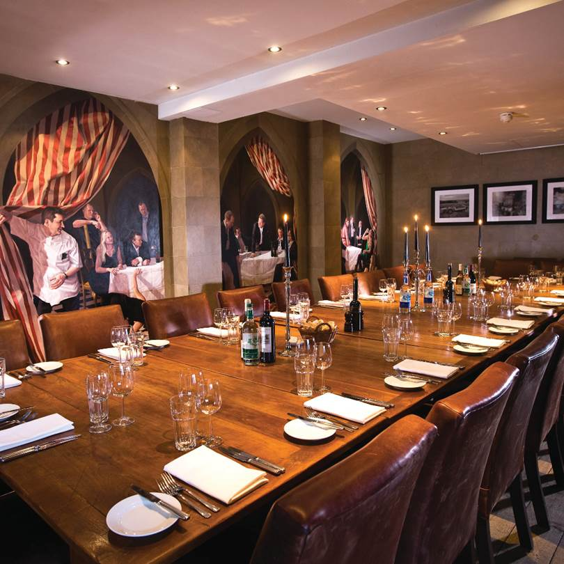Private Dining In Cambridge | Hotel Du Vin & Bistro