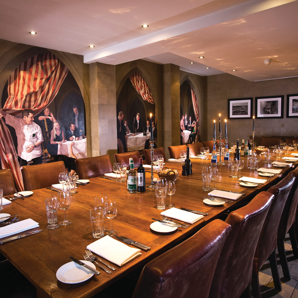 Click Here For Our Private Dining Page With More Details.
