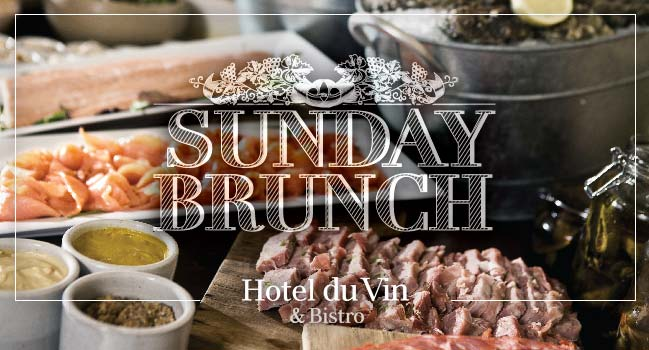 Hotel du Vin Offers - Le Brunch
