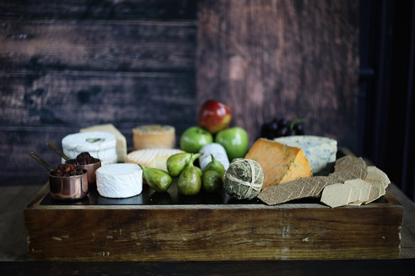 The Cheese Trolley - A Real After Dinner Treat