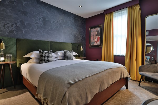 A Modern Classic ÔÇô One Of The Rooms At Our New Luxury Hotel In Stratford Upon Avon