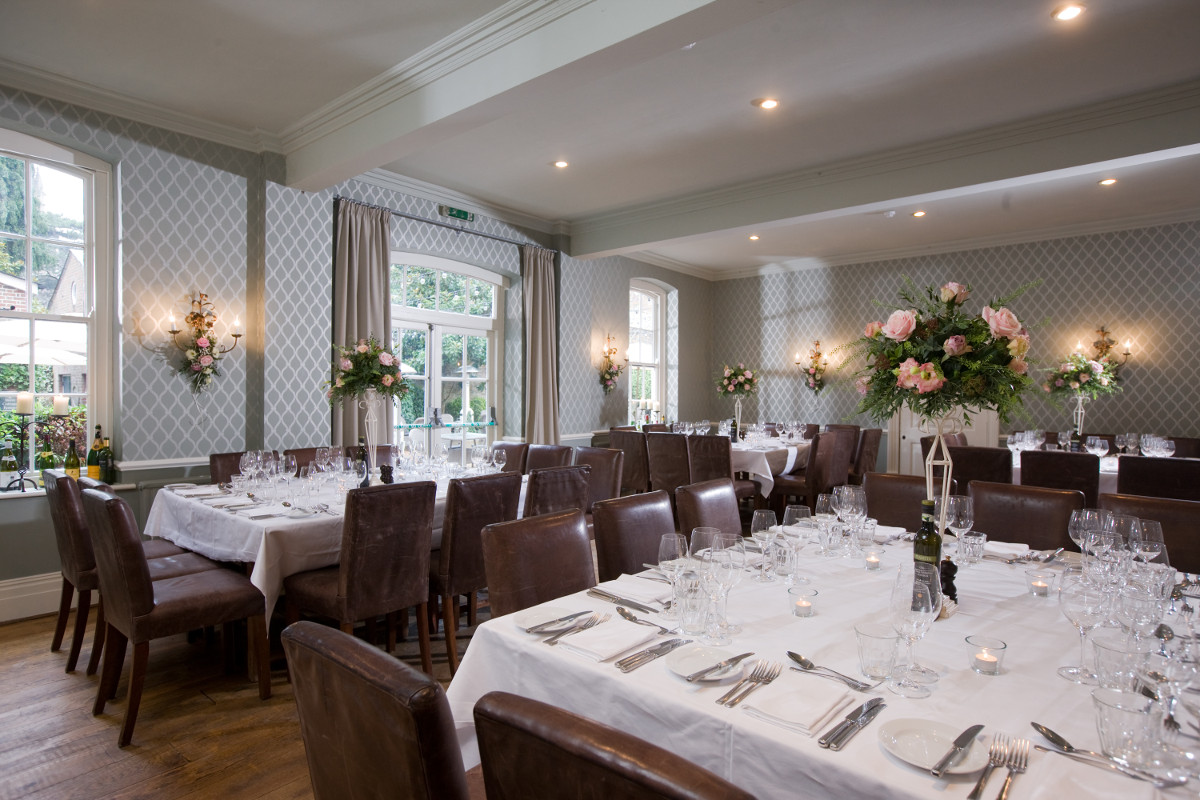 Hdv Winchester Private Dining