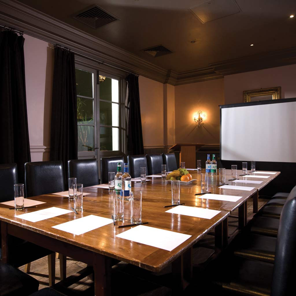 Hotel With Meeting Rooms Birmingham
