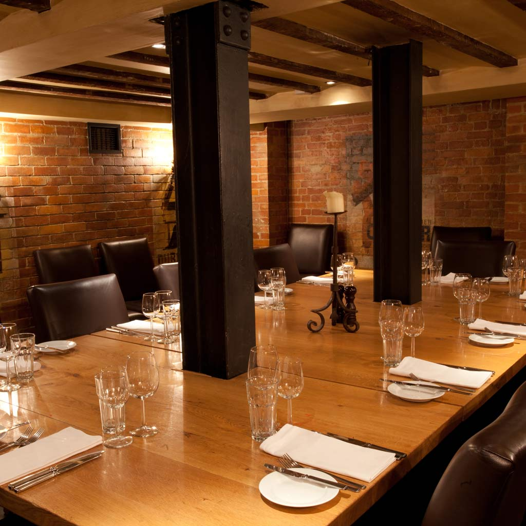 Hotel du Vin Brighton Meeting Room