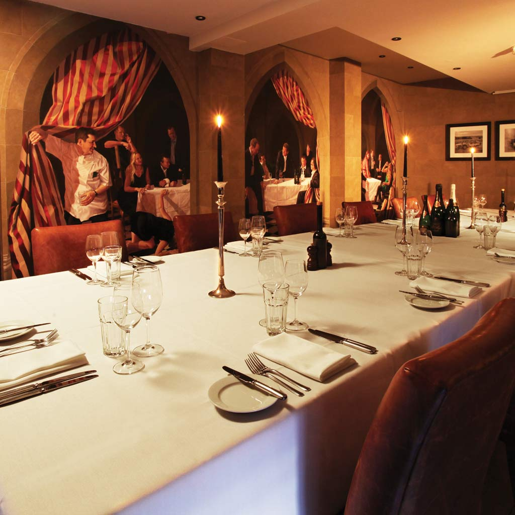 Hotel du Vin Cambridge Private Dining