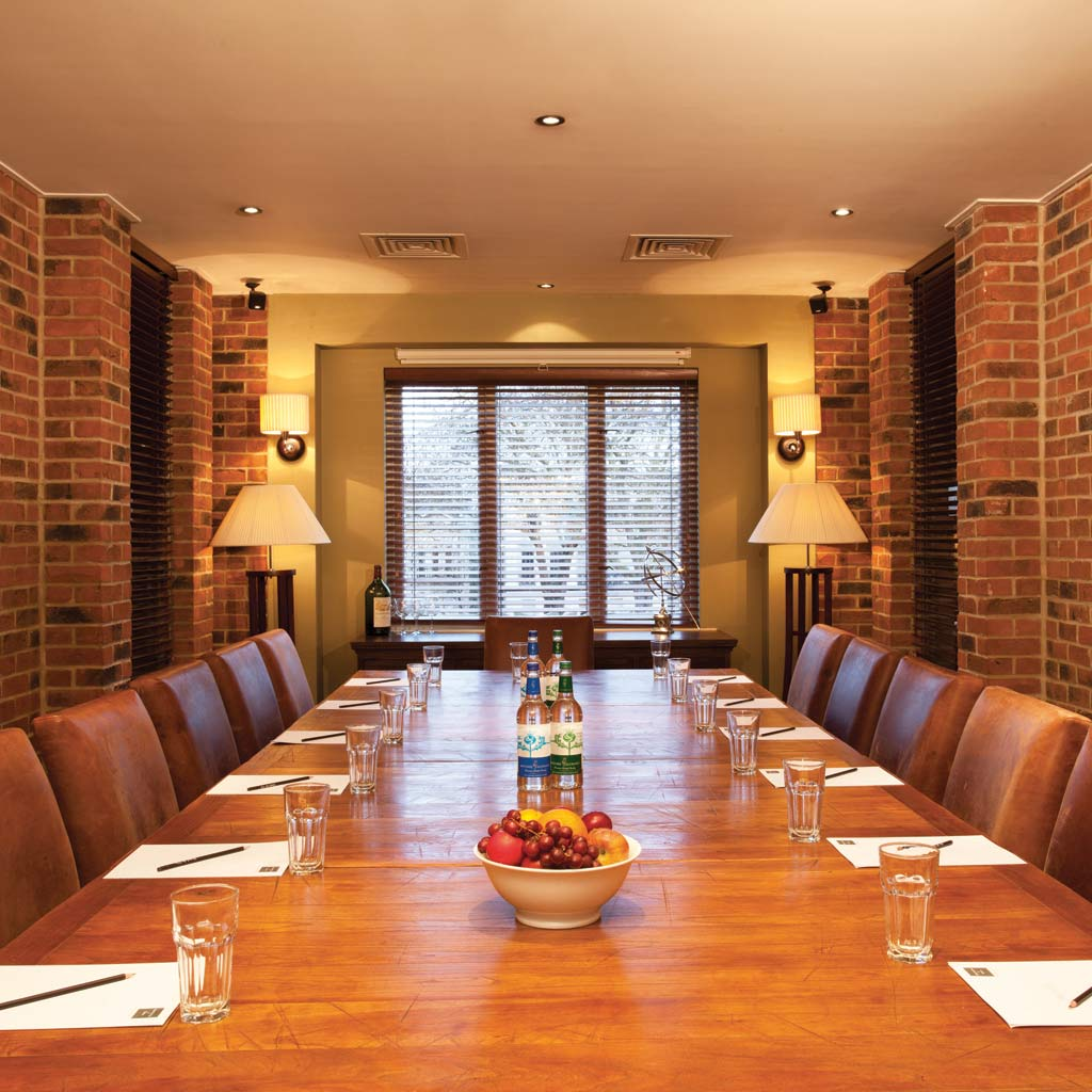 Hotel du Vin Cheltenham Meeting Room
