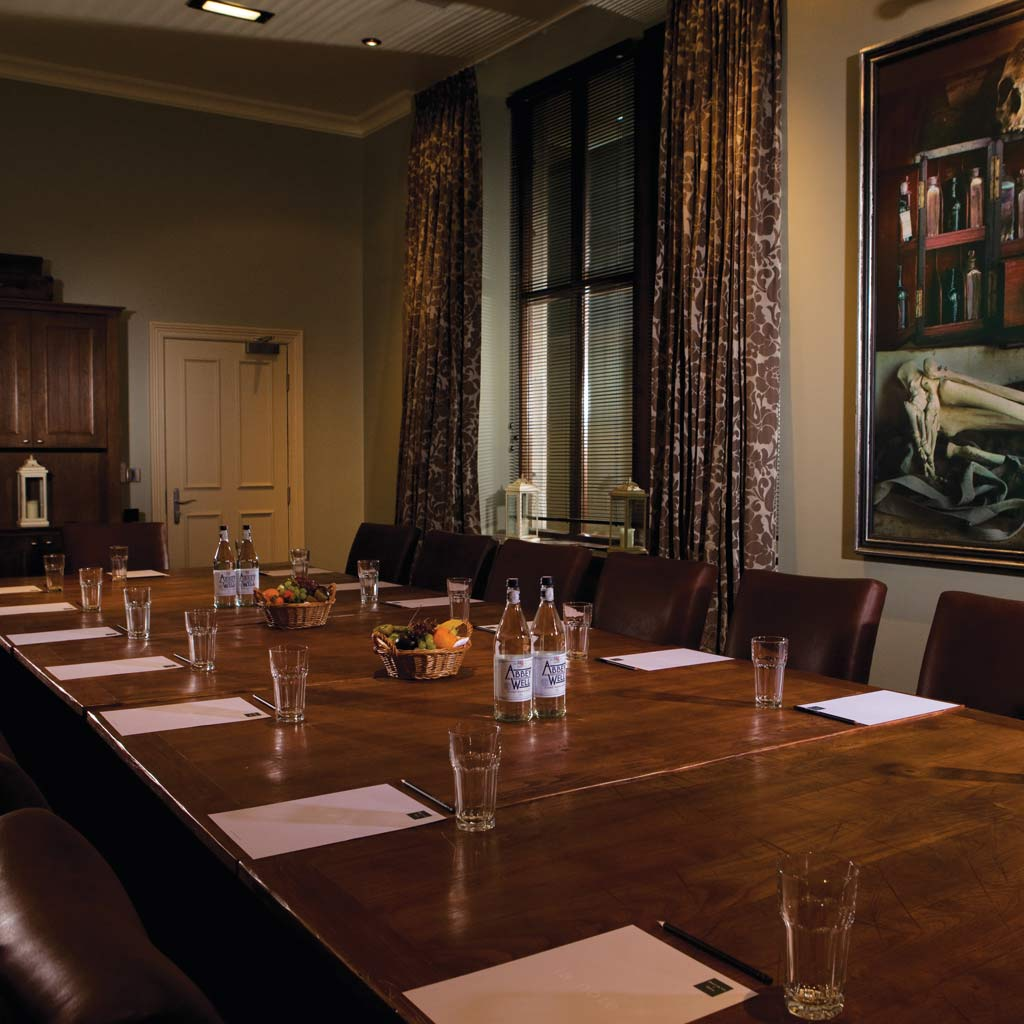 Hotel du Vin Edinburgh Meeting Room