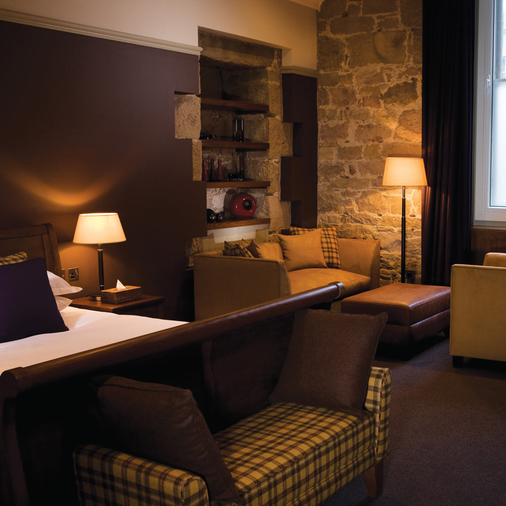 Hotel du Vin Edinburgh Suite Studio
