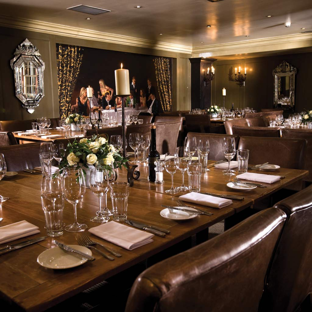 Hotel du Vin Harrogate Private Dining