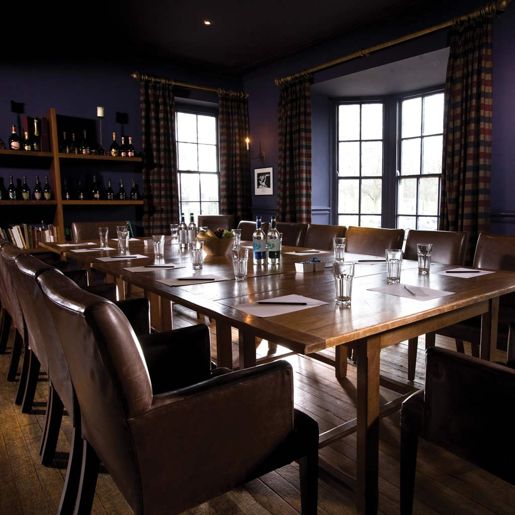 Hotel du Vin Harrogate Meeting Room