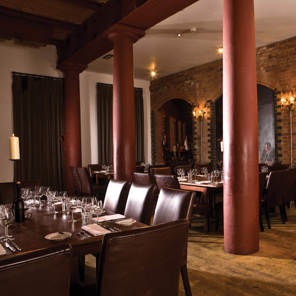Hotel du Vin Henley-on-Thames Private Dining
