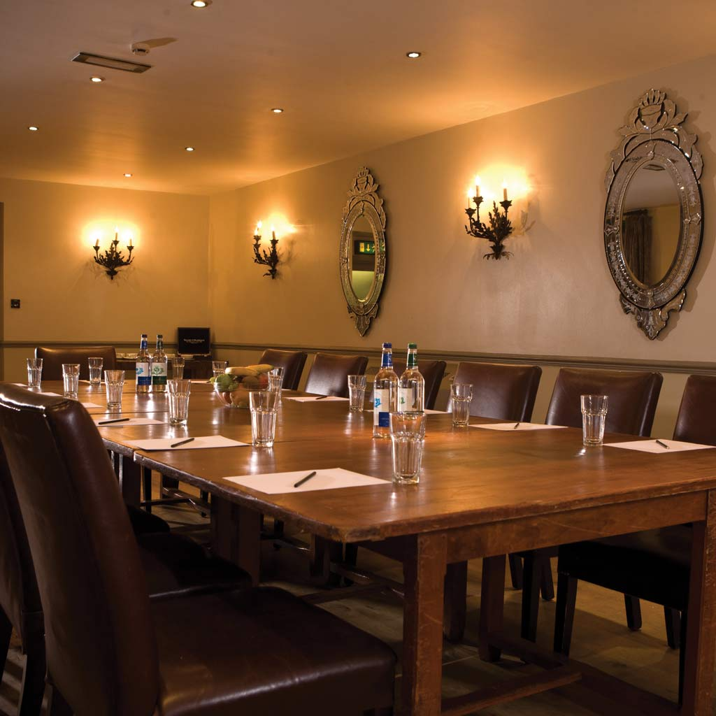 Hotel du Vin Henley-on-Thames Meeting Room