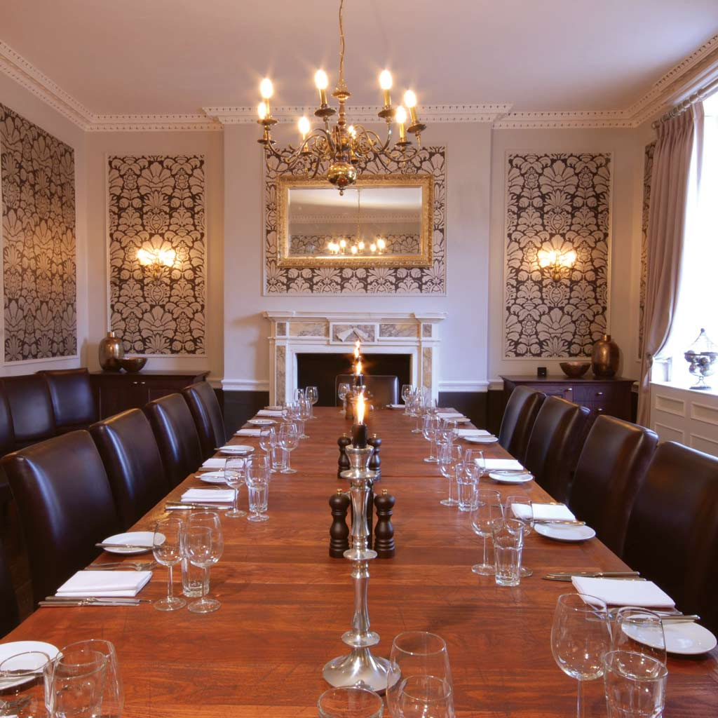 Hotel du Vin Poole Private Dining