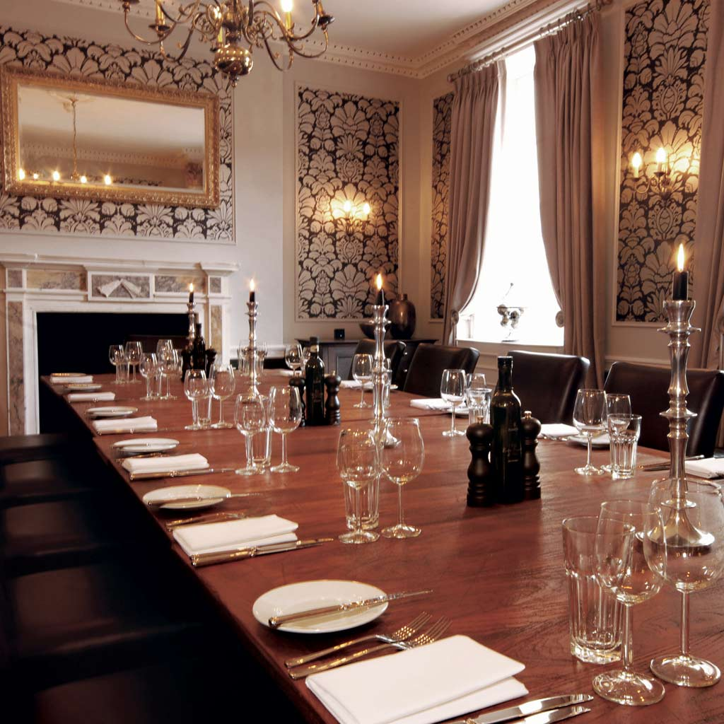 Hotel du Vin Poole Meeting Room