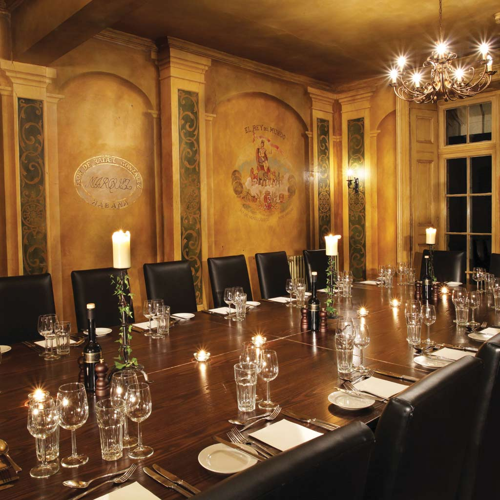 Hotel du Vin Tunbridge Wells Private Dining
