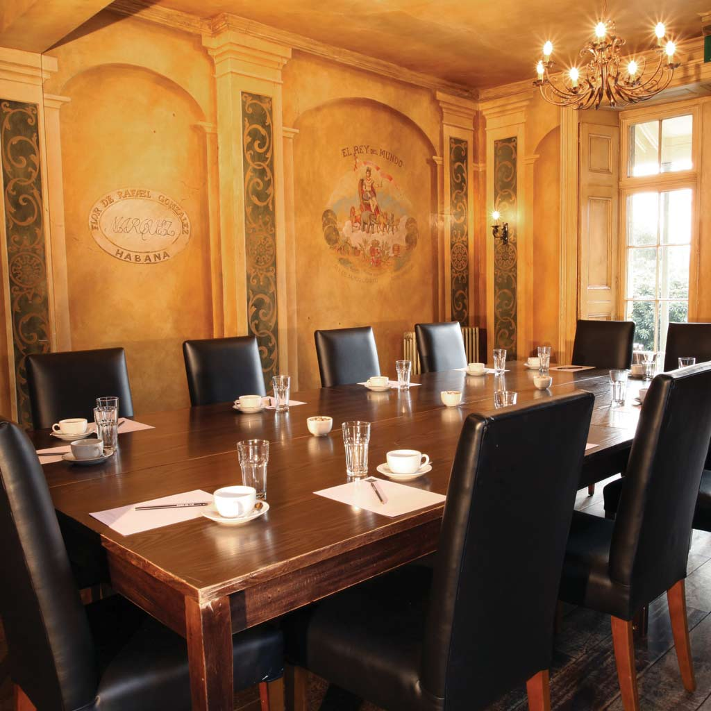 Hotel du Vin Tunbridge Wells Meeting Room